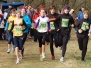 Běh nad Modřanskou roklí 2012